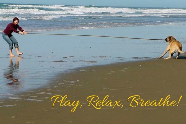 Play, Relax Breathe